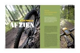SNP-Magazine - Fietsreportage over mountainbiken in de Vogezen