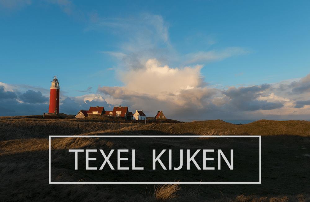 Workshop Fotografie op Texel met de Beeldgidsen