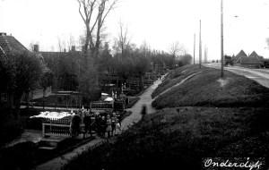 oude foto van dorp Onderdijk