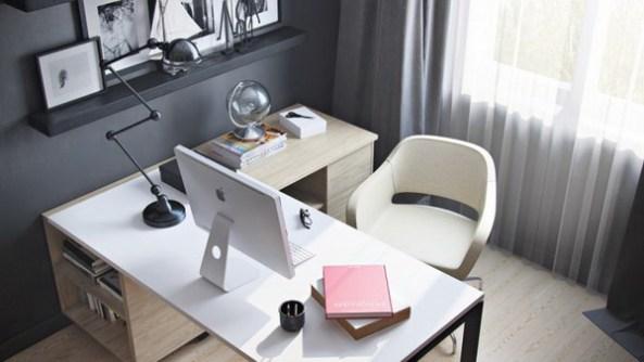 เลือกสีห้องทำงานให้โดนใจ แถมช่วยเพิ่มประสิทธิภาพในการทำงาน 9