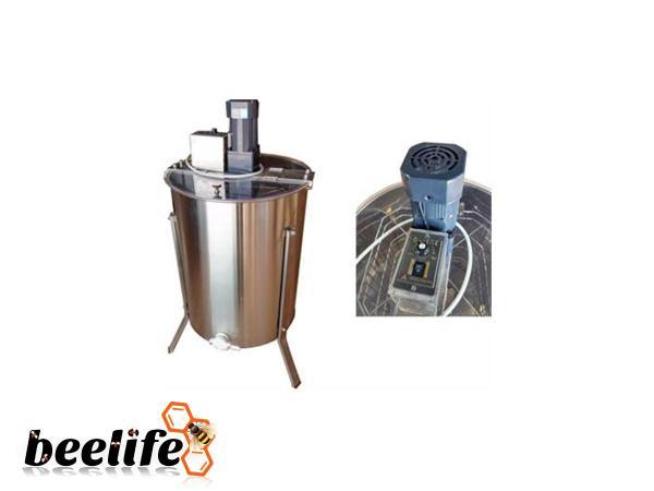 Ηλεκτρικός μελιτοεξαγωγέας 4 πλαισίων