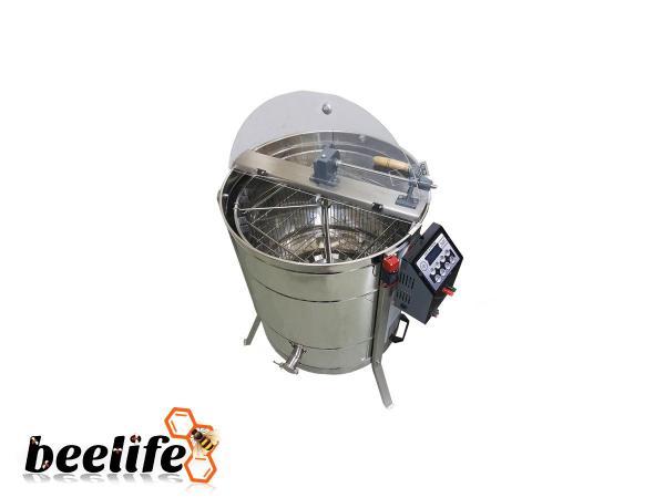 Ηλεκτρικός μελιτοεξαγωγέας 4+12 πλαισίων