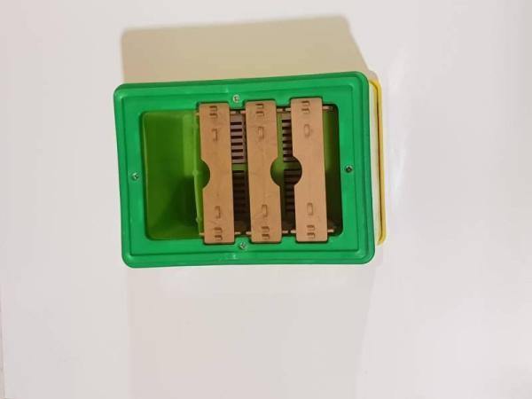 Κυψελίδιο σύζευξης 3 πλαισίων