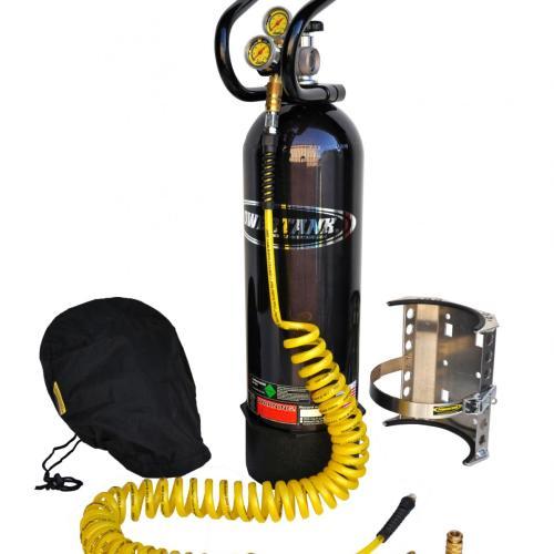 15 LB Power Tank Package A 400 PSI Regulator