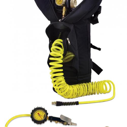 10 LB Track Pack Package B System 400 PSI