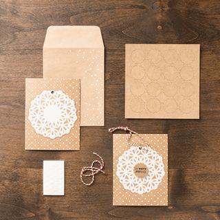 Snowflake Season Simply Sent Kit