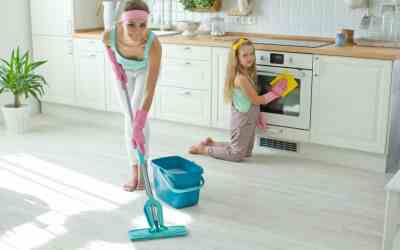 9 Things People with Clean Houses do to keep it Spick-and-Span Everyday