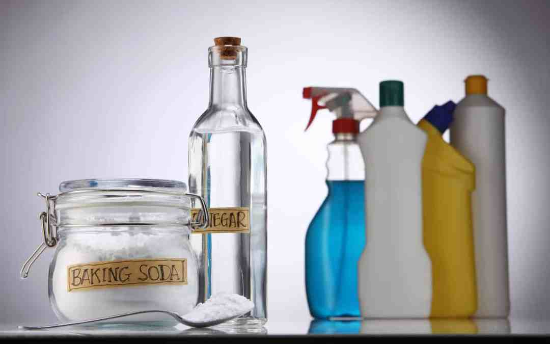 Reduce Your Cleaning Supplies List With these Natural Solutions