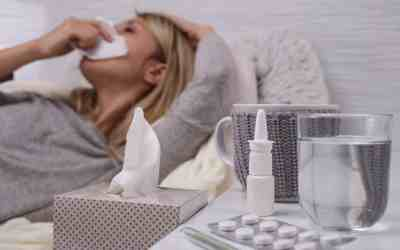 Flu Season is Here: How to Clean Your House to Limit Germs