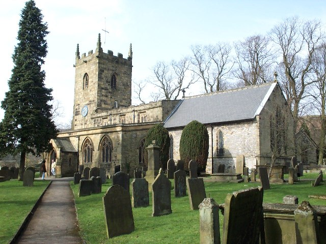 Eyam Church