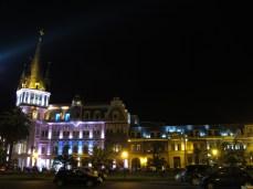Batumi - Evropas moedani