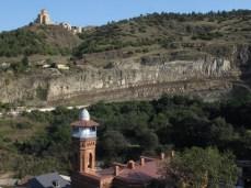 Tbilisi - Narikala fortress