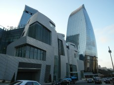 17 - Baku - Flame towers