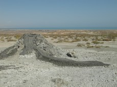 30 - Qobustan - Mud volcanoes