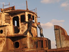 02 - Moynaq - Aral sea