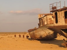 04 - Moynaq - Aral sea