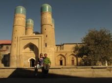 19 - Bukhara - Char Minar