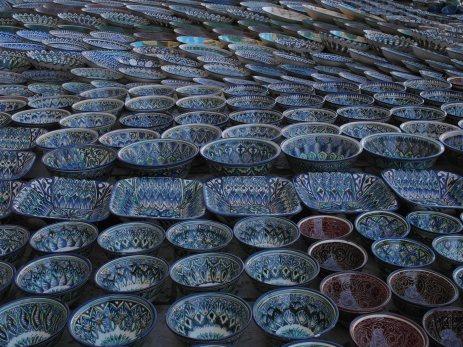 23 - Bukhara - çay set