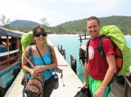 01 - Koh Rong Samloem - just arrived