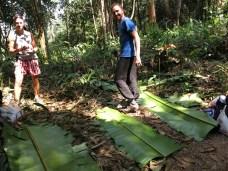 26-Luang Namtha-trekking in the jungle