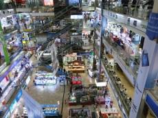 26 - Bangkok - huge technology mall