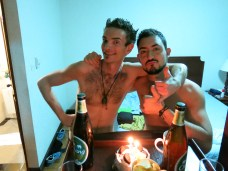 27 - Bangkok - happy birthday!