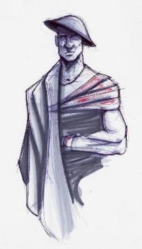 WWI Concept Sketch