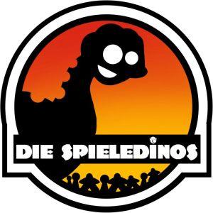 Die Spieledinos - Logo