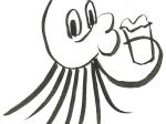 星野製作所(麦) ロゴ