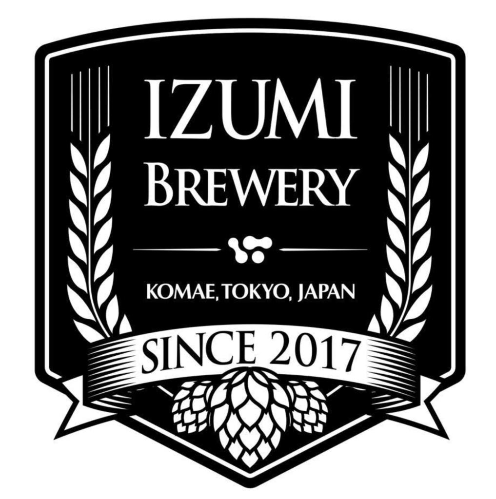 Izumi Brewery(和泉ブルワリー)ロゴ1
