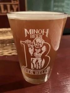 箕面ビール(IPA7)