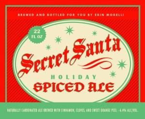 Secret Santa Holiday Ale