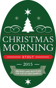 Christmas Morning Stout