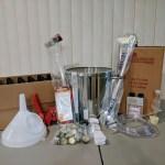 home brew starter system
