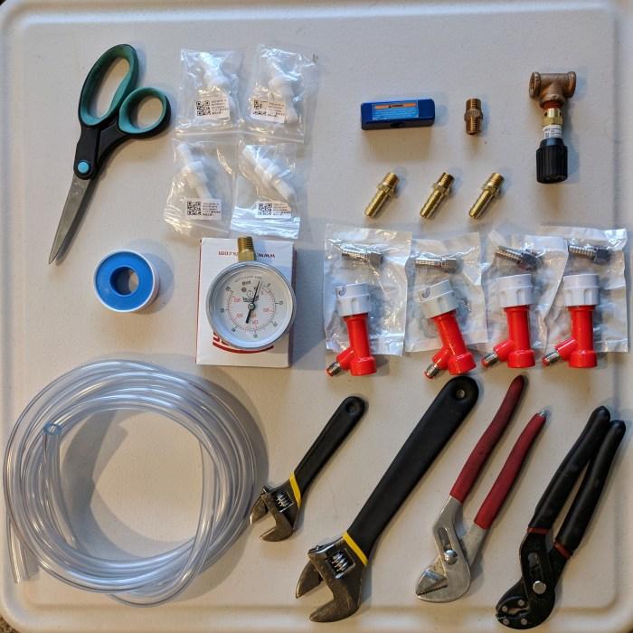 GREMS Parts and Tools