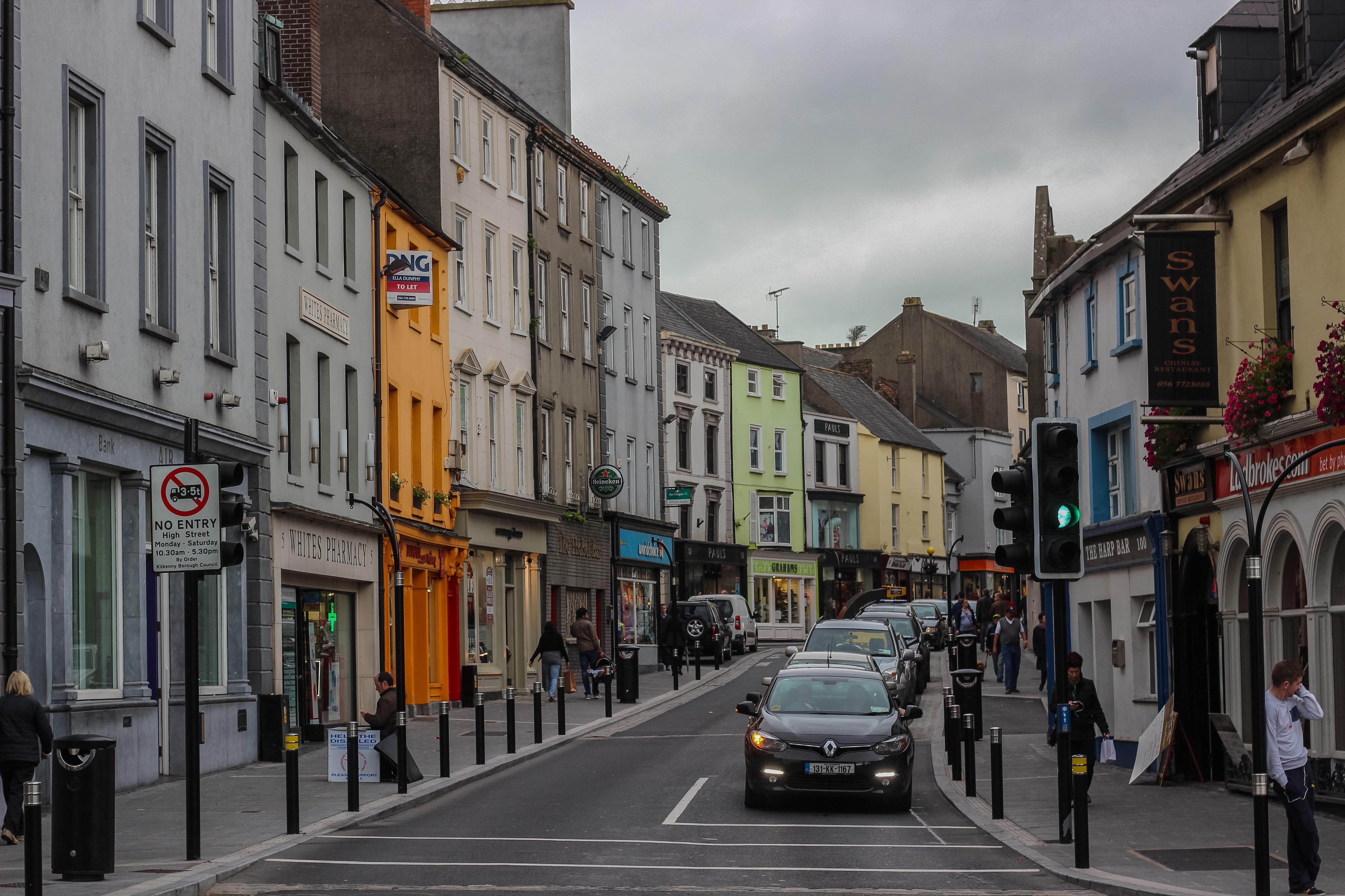 kilkenny in kilkenny ireland beer and baking