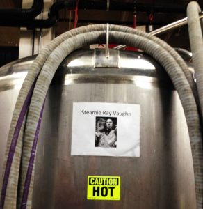 Hot stuff indeed from the brew kettle at DC Brau