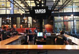 Step up to Great Philadelphia Beer at the New Yards Tap Room