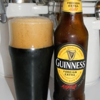 Review of Guinness Foreign Extra Stout