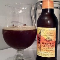 Review of J.W. Lees Limited Edition 2002 Harvest Ale