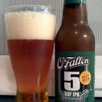 Review of O'Fallon 5 Day IPA