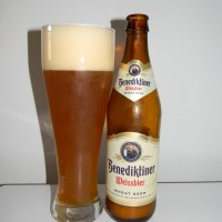 Review of Benediktiner Weissbier