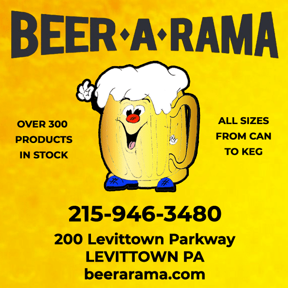 beer distributor levittown pa