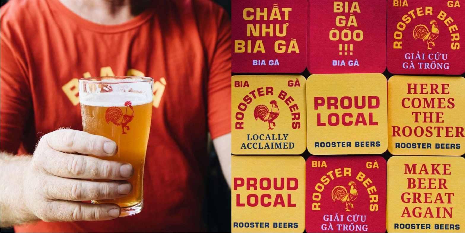 Rooster Beers, Vietnam