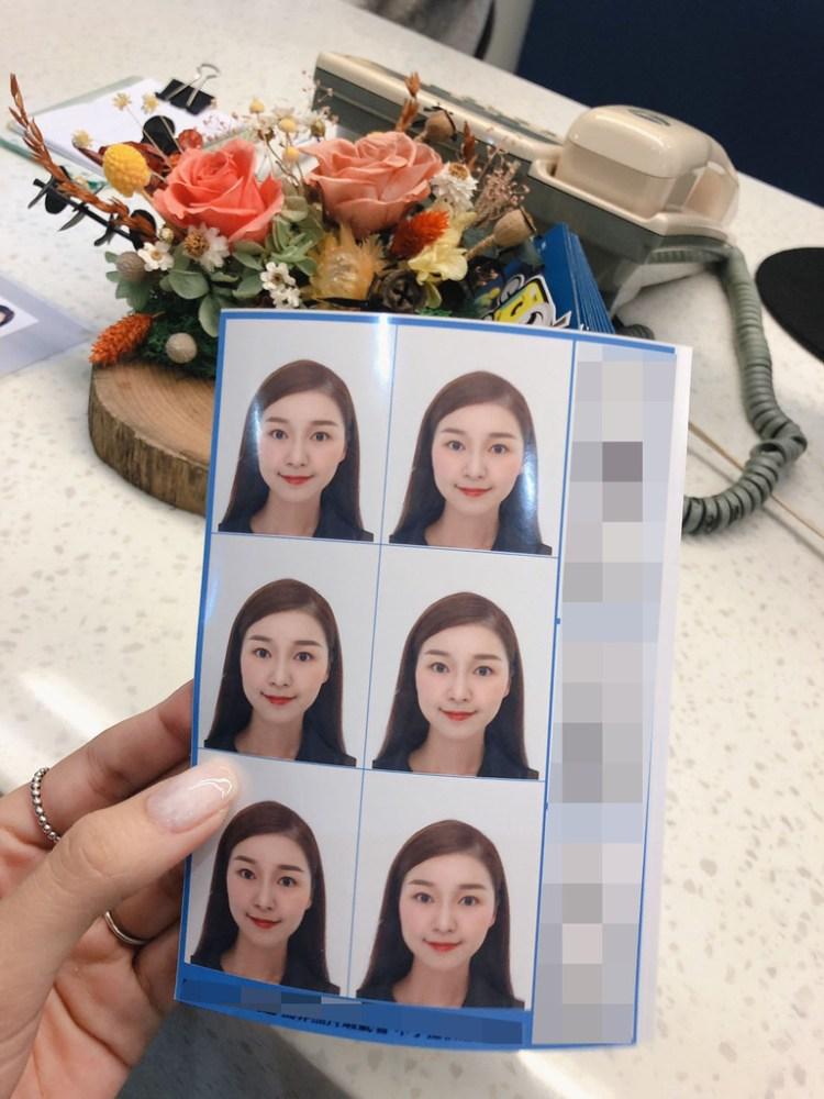 【台南證件照】大明專業攝影|新式身分證大頭貼更換|證件照專業攝影|中西區攝影推薦|快速修圖出圖平價快照