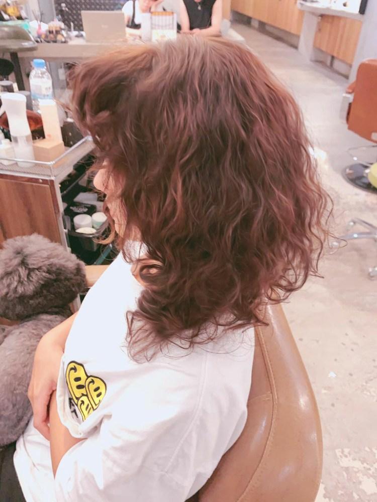 【台南美髮/燙髮】北安路美髮工作室 / 台南北區燙髮推薦 / 台南剪髮首選 / 找Seven瑱設計師 / Our Hair Salon 髮型工作室
