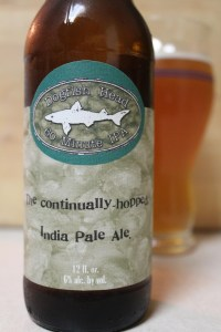 Dogfish Head 60 Minute IPA label S