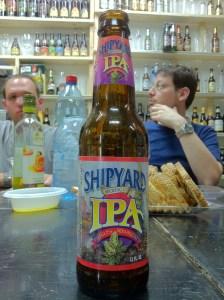 בירה, חלה ושמן זית. אפשר לחיות על זה.