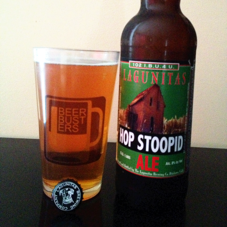 Steph's New Brew Review: Hop Stoopid Ale