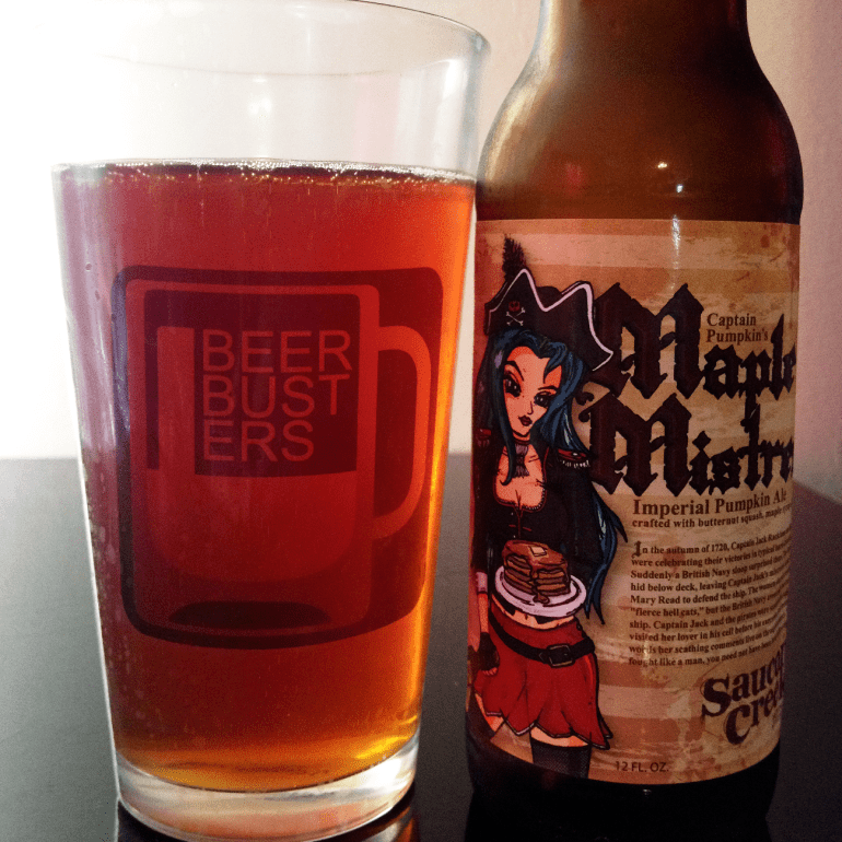 Steph's New Brew Review: Maple Mistress Ale